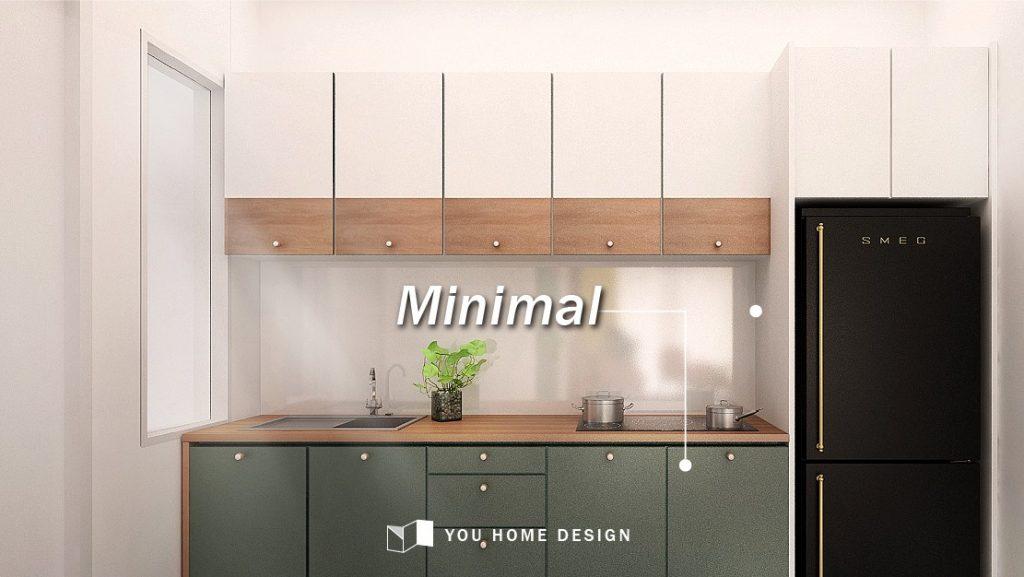 Go Minimal