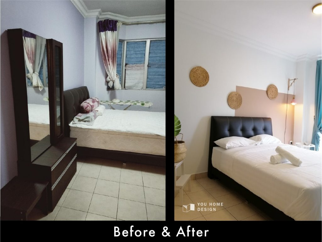 Renovation for Koi Tropika3