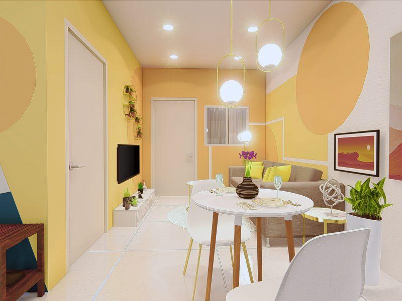 Soleil Et Luna Dining Room
